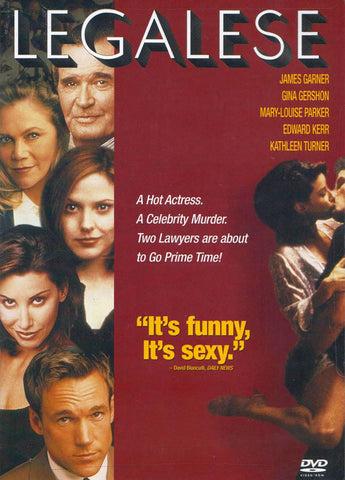 Legalese DVD Movie