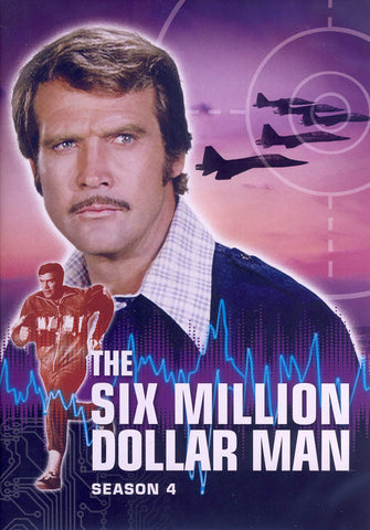 The Six Million Dollar Man - Season 4 (Boxset) DVD Movie