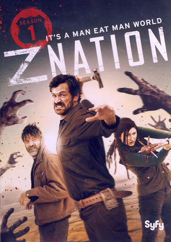 Z Nation - Season 1 (Boxset) DVD Movie