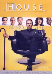 House, M.D. - Season Seven (7) (Bilingual) (Keepcase Boxset)