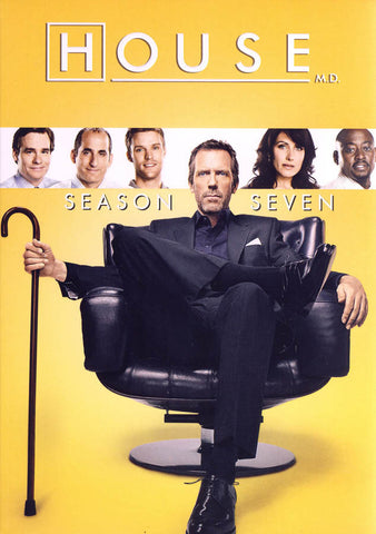 House, M.D. - Season Seven (7) (Boxset) DVD Movie