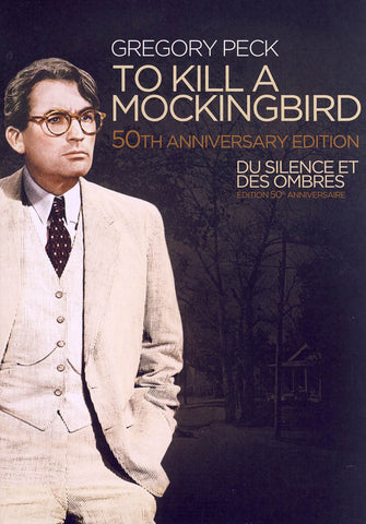 To Kill a Mockingbird - 50th Anniversary Edition (Bilingual) DVD Movie