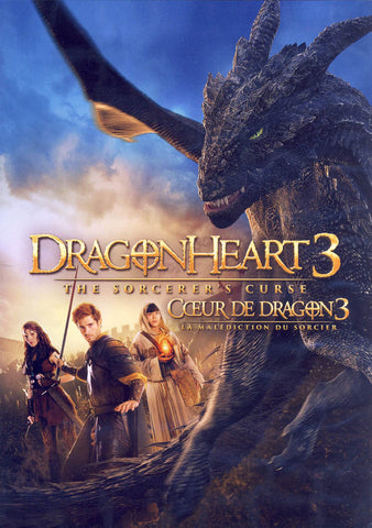 Dragonheart 3 - The Sorcerer's Curse (Bilingual) DVD Movie