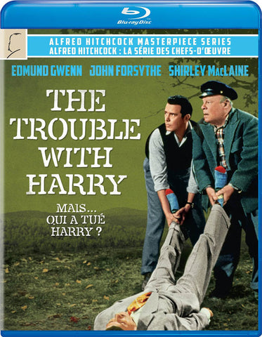 The Trouble with Harry (Blu-ray) (Bilingual) BLU-RAY Movie