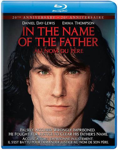 In the Name of the Father (20th Anniversary) (Blu-ray) (Bilingual) BLU-RAY Movie