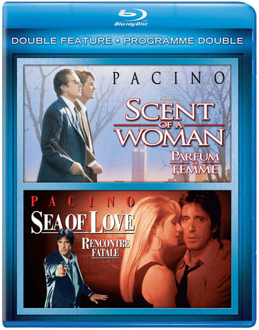 Scent of a Woman / Sea of Love (Blu-ray) (Bilingual) BLU-RAY Movie
