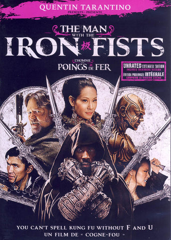 The Man with the Iron Fists (Unrated Extended Edition) (Bilingual) DVD Movie