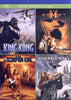 King Kong / The Mummy / The Scorpion King / Van Helsing DVD Movie