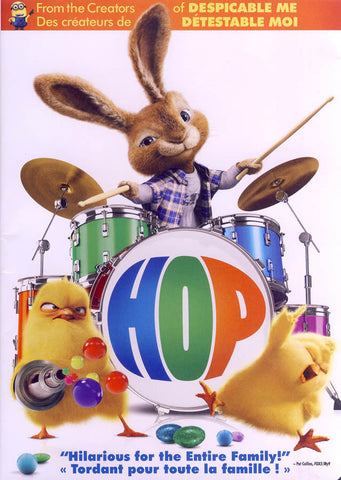 Hop (Bilingual) DVD Movie