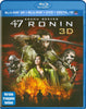 47 Ronin 3D (Blu-ray 3D + Blu-ray + DVD + UltraViolet) (Bilingual) (Blu-ray) BLU-RAY Movie