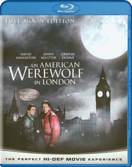 An American Werewolf in London (Full Moon Edition) (Avec piste Francaise) (Blu-ray)