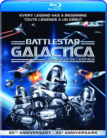 Battlestar Galactica (35th Anniversary Edition) (Blu-ray) (Bilingual) BLU-RAY Movie