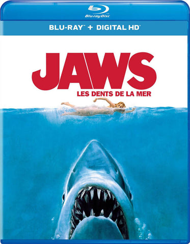 JAWS (Blu-ray) (Bilingual) BLU-RAY Movie