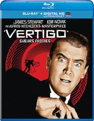 Vertigo (Blu-ray + Digital HD + UltraViolet) (Bilingual) (Blu-ray)
