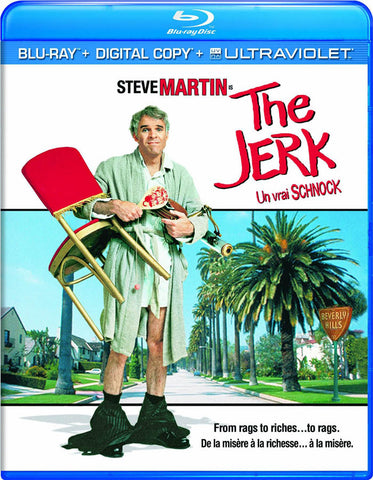 The Jerk (Blu-ray + Digital Copy + Ultraviolet) (Bilingual) (Blu-ray) BLU-RAY Movie
