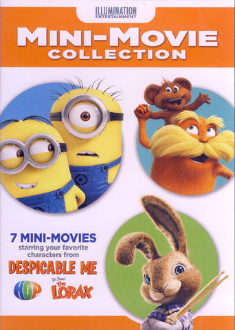 7 Mini-Movie Collection (Illumination Entertainment) DVD Movie