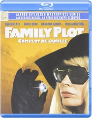 Family Plot (Bilingual) (Blu-ray)