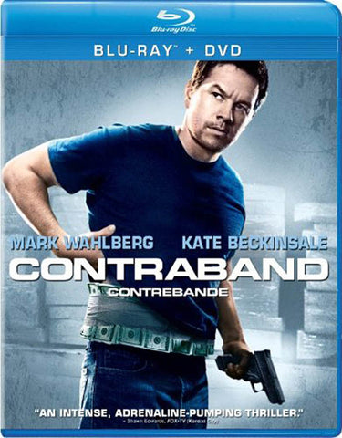 Contraband (Blu-ray + DVD) (Bilingual) (Blu-ray) BLU-RAY Movie