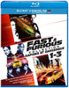 Fast & Furious Collection: 1-3 (Blu-ray + Digital HD + UltraViolet) (Bilingual) (Blu-ray) BLU-RAY Movie