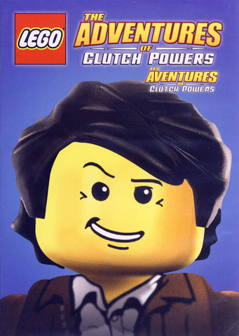 LEGO: The Adventures of Clutch Powers (Bilingual) (Happy Face Packaging) DVD Movie