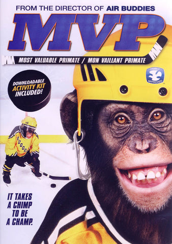 MVP - Most Valuable Primate (Bilingual) DVD Movie