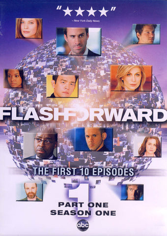 FlashForward - Part One, Season One DVD Movie