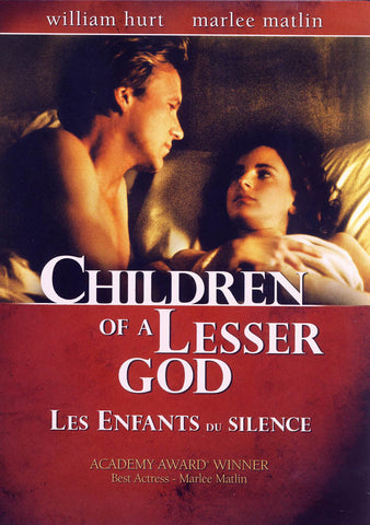 Children of a Lesser God DVD Movie