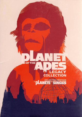 Planet Of The Apes (Legacy Collection) (Bilingual) DVD Movie