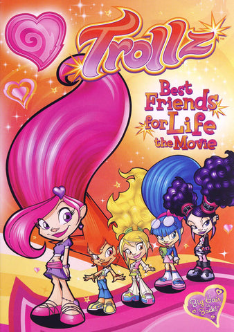 Trollz - Best Friends for Life (The Movie) DVD Movie