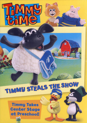 Timmy Time - Timmy Steals the Show (MAPLE) DVD Movie