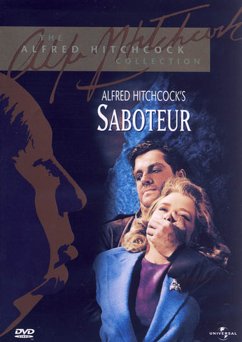 Saboteur (The Alfred Hitchcock Collection) DVD Movie