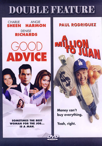 Good Advice / A Million to Juan (Double Feature) DVD Movie