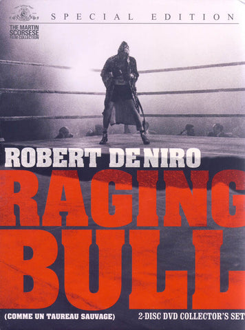 Raging Bull (Two Disc Special Edition) Collector s Set (Bilingual) DVD Movie