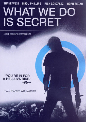 What We Do Is Secret DVD Movie