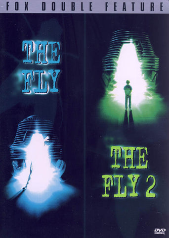 The Fly / The Fly 2 (Fox Double feature) DVD Movie