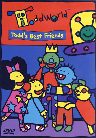 ToddWorld - Todd's Best Friends DVD Movie