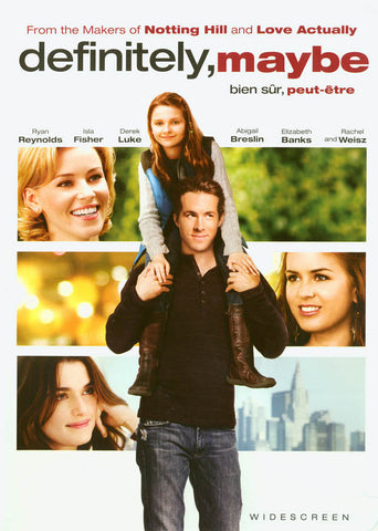 DefinitelyMaybe (Widescreen) (Bilingual) DVD Movie