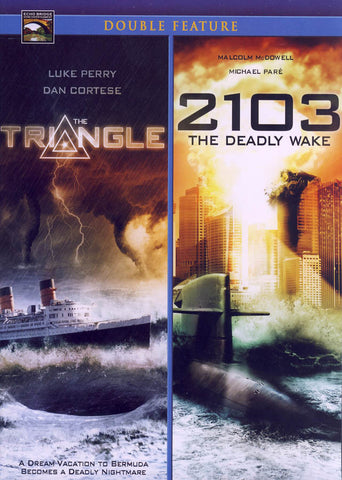 The Triangle / 2103: The Deadly Wake (Double Feature) DVD Movie