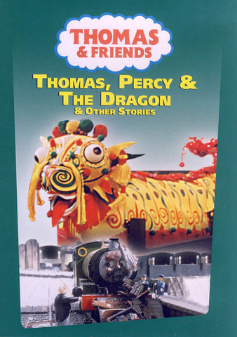 Thomas and Friends - Thomas, Percy And the Dragon And Other Stories (MAPLE) DVD Movie