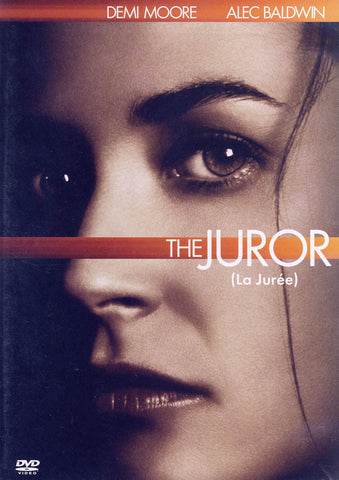 The Juror (Bilingual) DVD Movie
