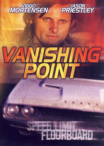 Vanishing Point (Viggo Mortensen) DVD Movie