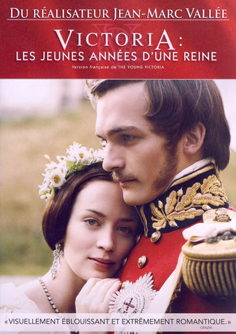 The Young Victoria (French Version) DVD Movie