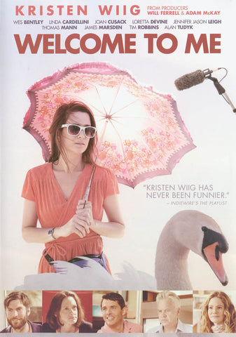 Welcome to Me DVD Movie