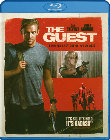 The Guest (Blu-ray) BLU-RAY Movie