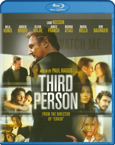 Third Person (Blu-ray) BLU-RAY Movie