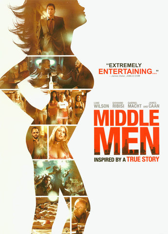 Middle Men DVD Movie