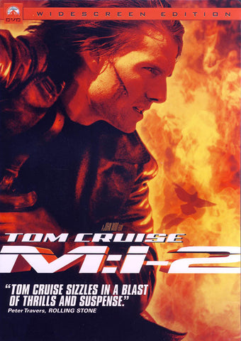 Mission Impossible 2 (Two-Disc Special Collector's Edition) (Widescreen) DVD Movie