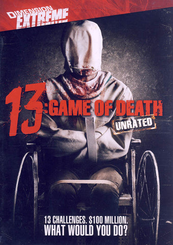 13 - Game of Death (Unrated) DVD Movie
