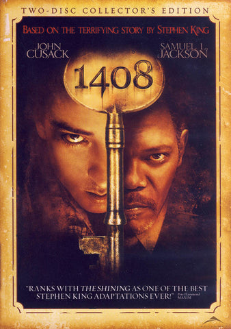 1408 (Two-Disc Collector s Edition) (Bilingual) DVD Movie