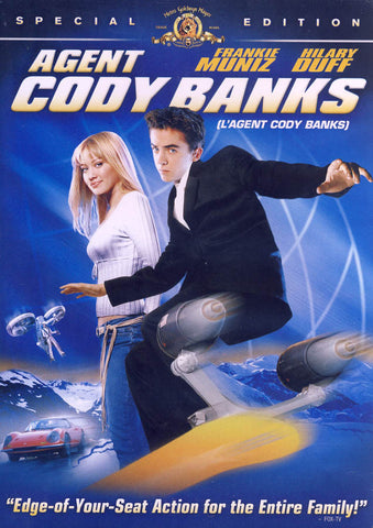 Agent Cody Banks (Special Edition) (Bilingual) DVD Movie